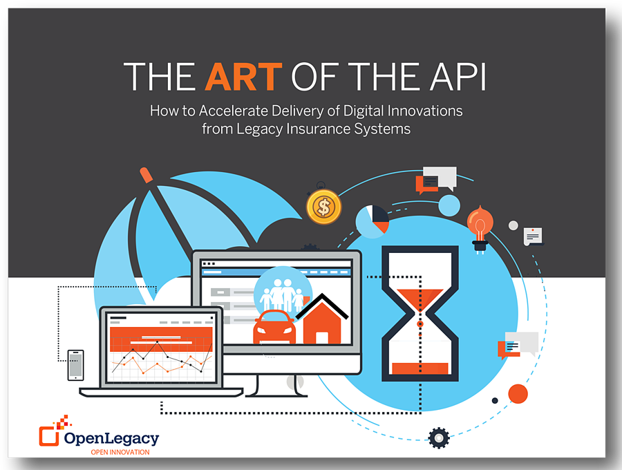 The Art Of The API: How to Accelerate Delivery of Digital Innovations from Legacy Insurance Systems