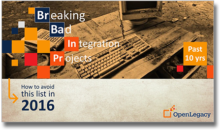 API integration and API management - Breaking Bad Integration Projects