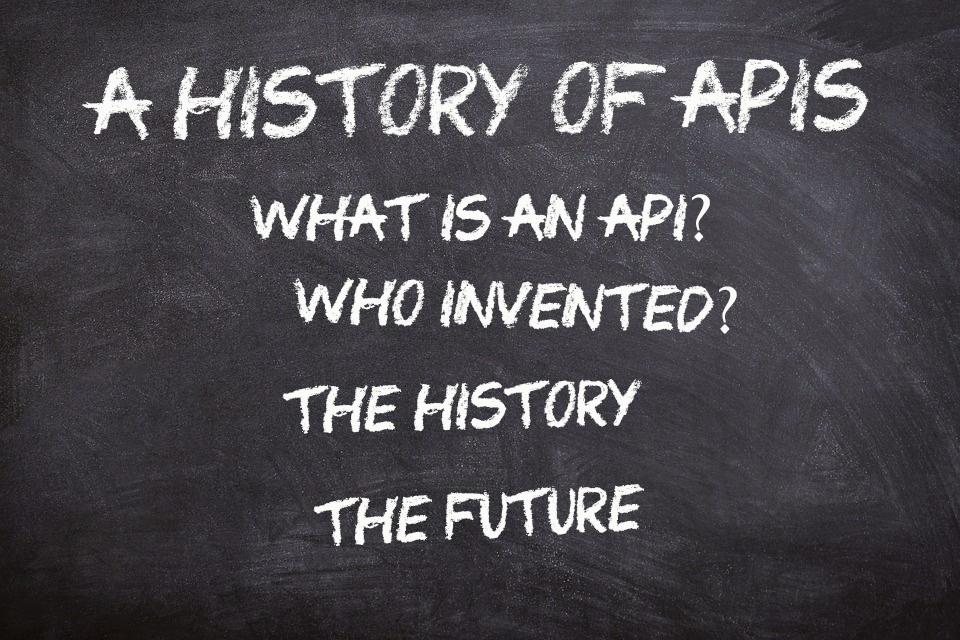API integration and API management - The History of APIs and How They Impact Your Future
