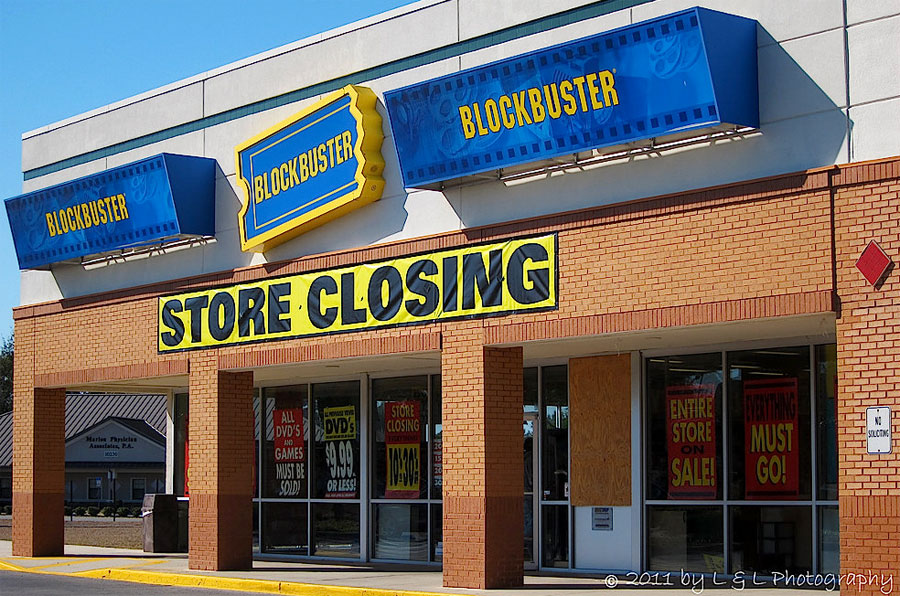 Were Blockbuster's Legacy Systems Part of the Problem?